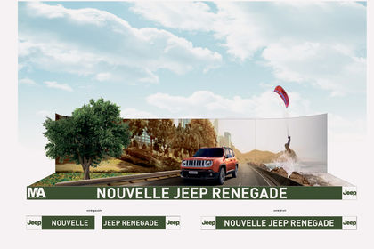 Stand Jeep® Renegade