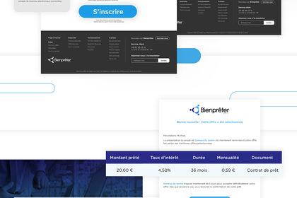 Plateforme Bienpreter.com