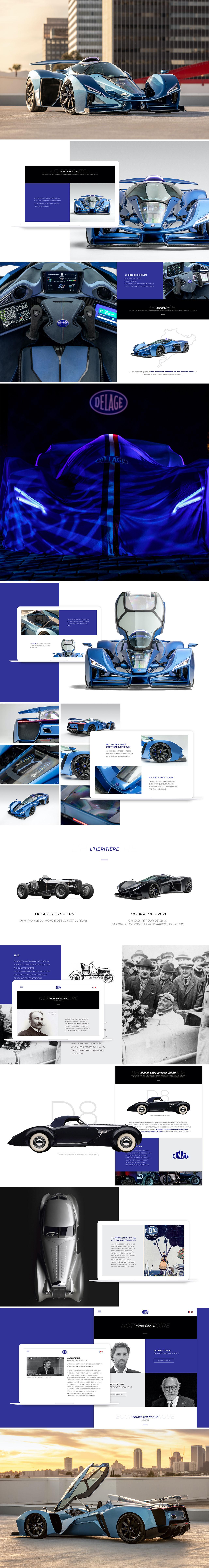 Delage-automobiles.com