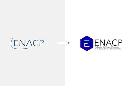 Refonte logo ENACP