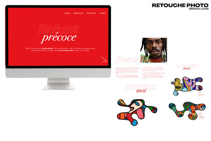 WEB DESIGN ARTISTE