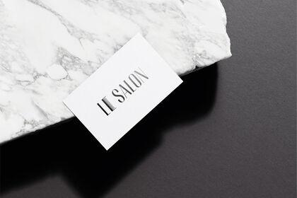 Logo - Le Salon