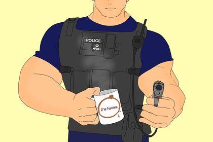 Le flic du matin