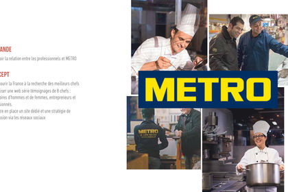 METRO - Web série