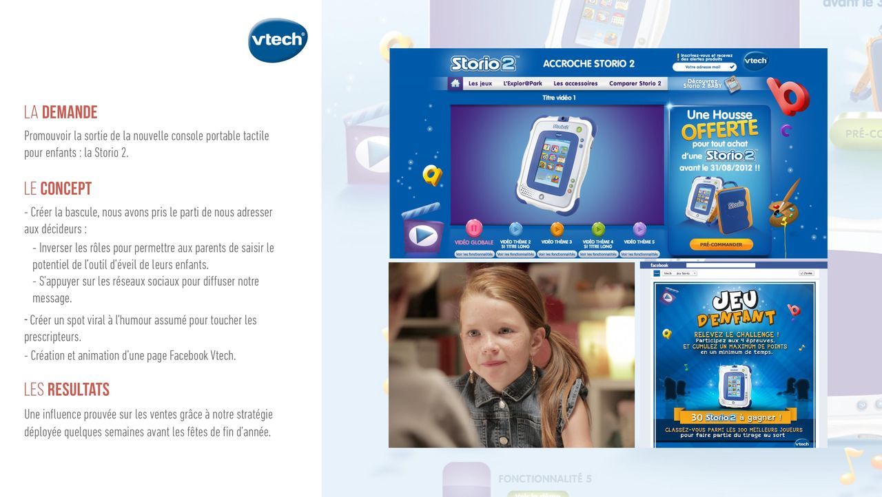 Vtech - Communication audiovisuelle