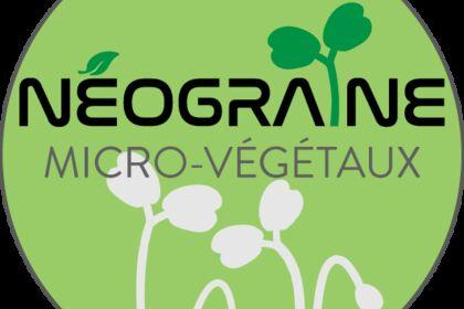 """Logo carré """"Néograine"""""""
