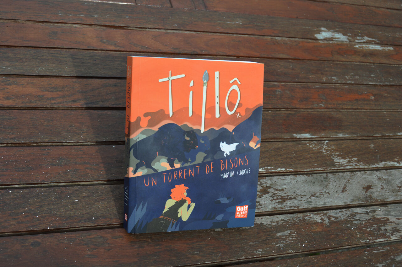Couverture de livre Tillo