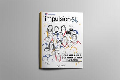 Magazine impulsion 54