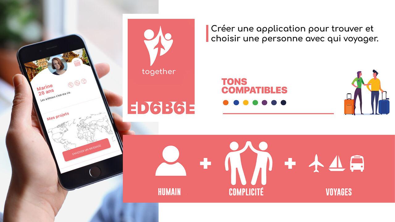Together - design d'application