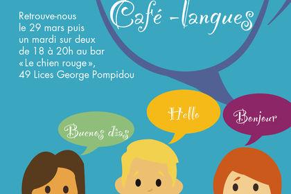 """Affiche pour l'association """"Internation'Albi"""