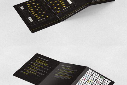 Brochure évenementiel