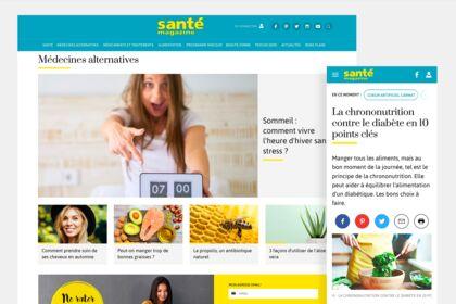 Santemagazine.fr