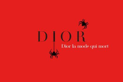 Affiche Dior
