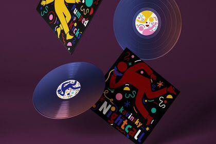 Un album vinyle pour lier deux univers