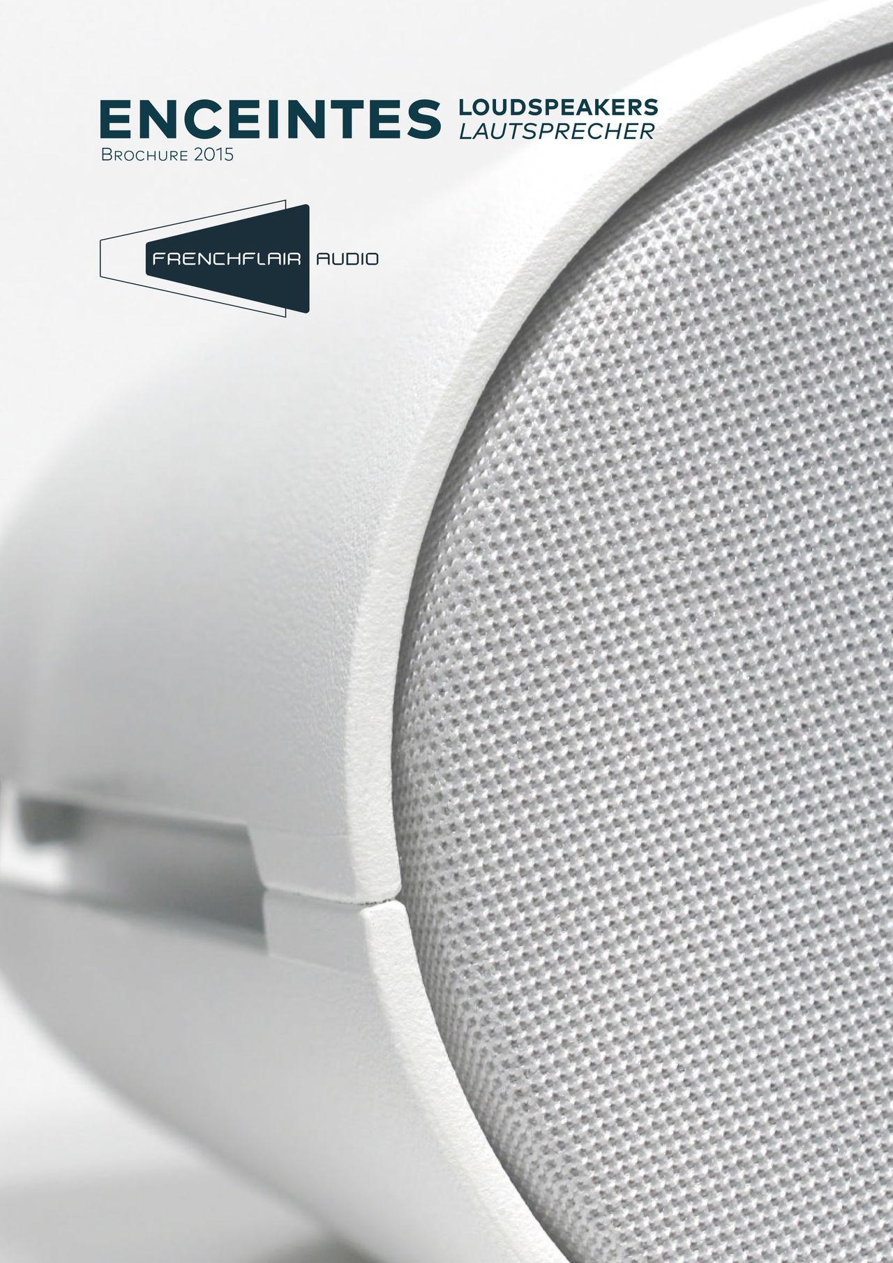 Catalogue - FrenchFlair Audio