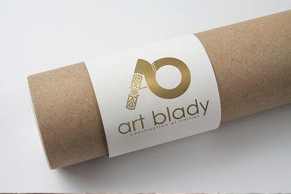 Logo Art Blady2