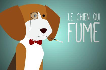 Zapping - Le Chien qui Fume