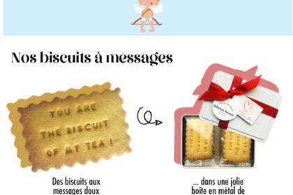 Newsletter Saint-Valentin