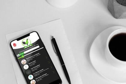 Application mobile Clic O Rico