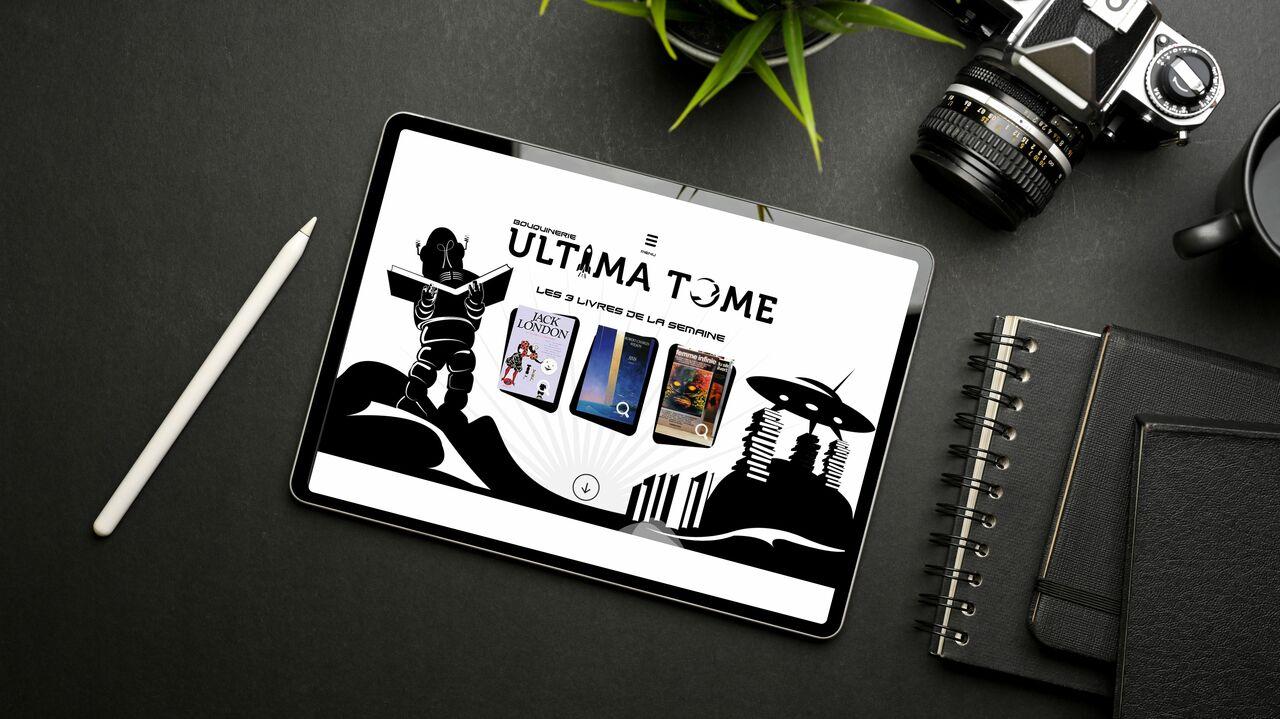 Web site - Ultimatome