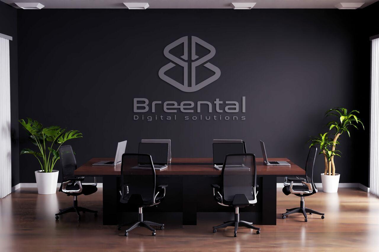 Etude logotype - Breental