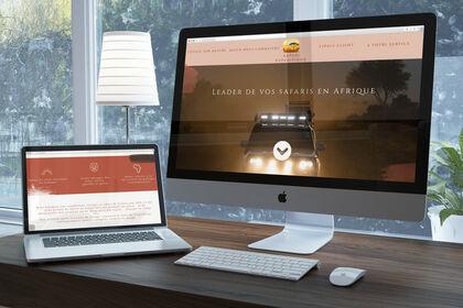 Site internet safari expédition