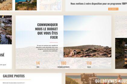 Site internet Crète off road