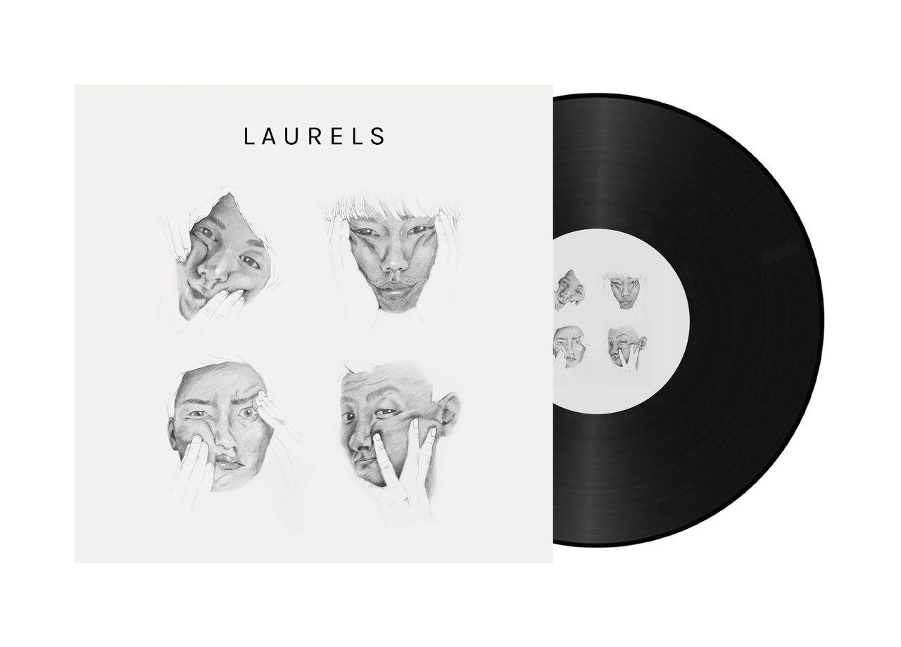 Pochette d'album Laurels