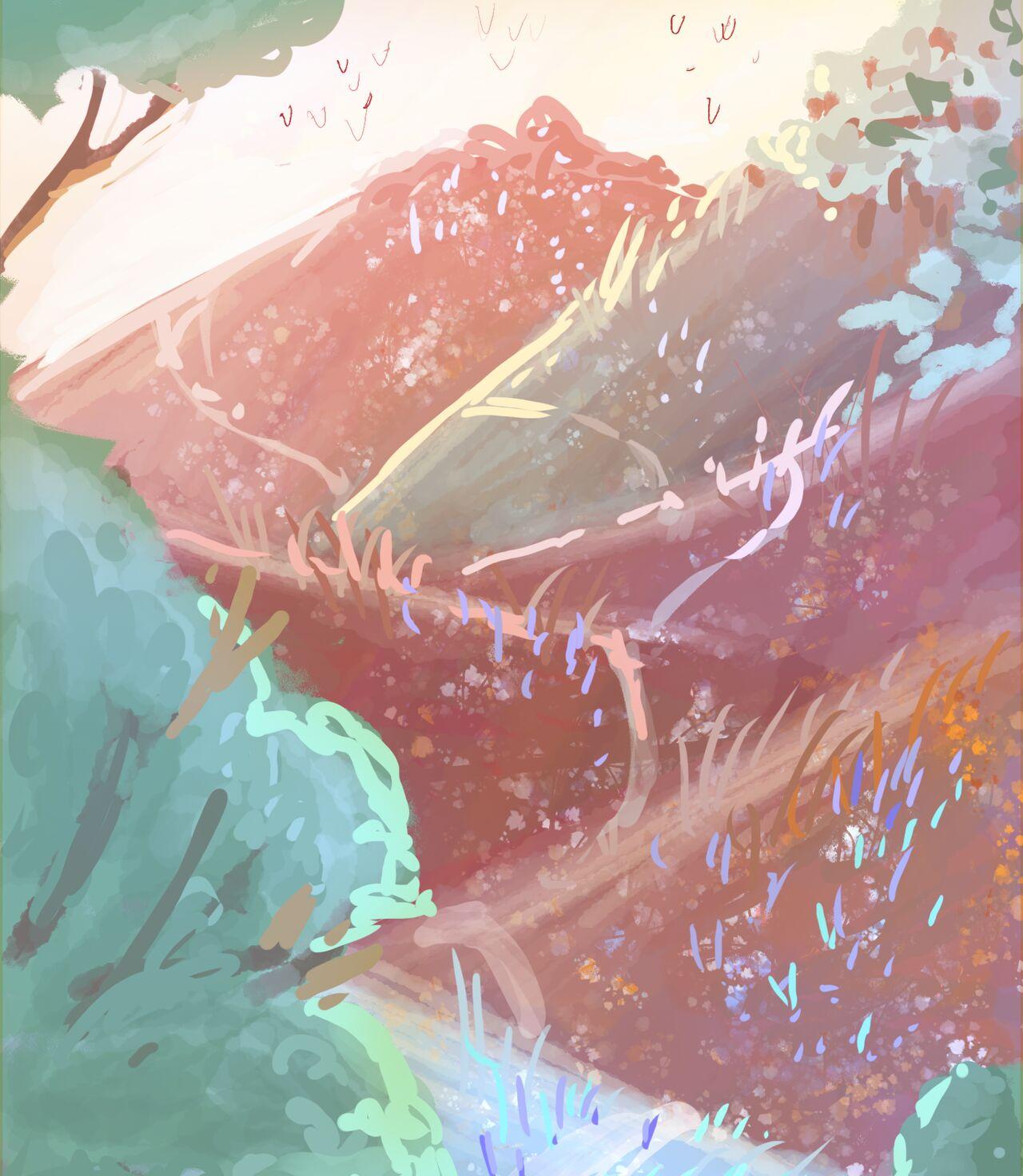 Concept art - Collines