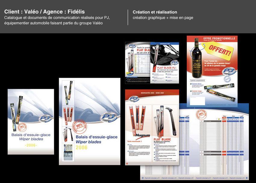 Catalogue PJ - Valéo