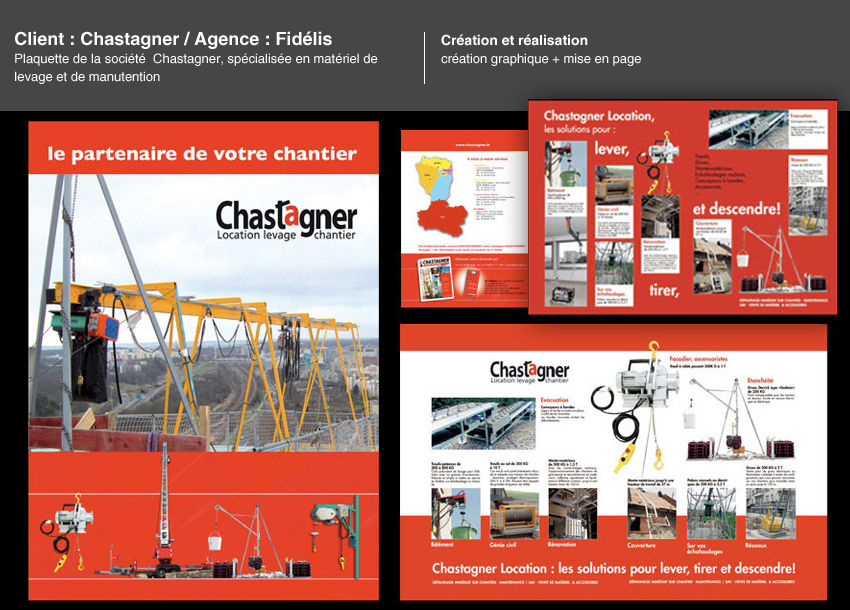 Plaquette Chastagner