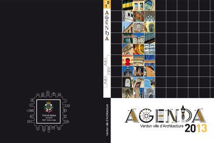 Agenda Ville d'Architecture - couverture