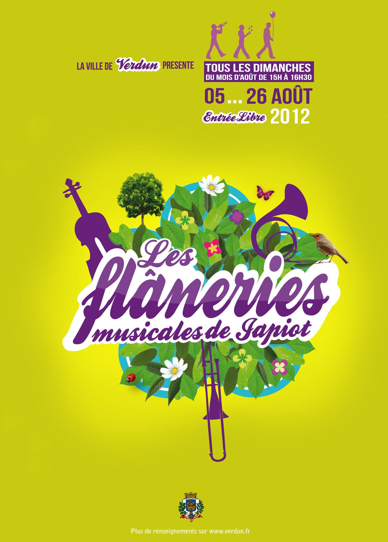 Flâneries Musicales de Japiot