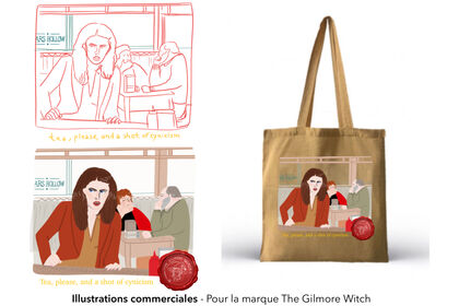 Projet client The Gilmore Witch