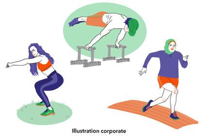 Sport corporate