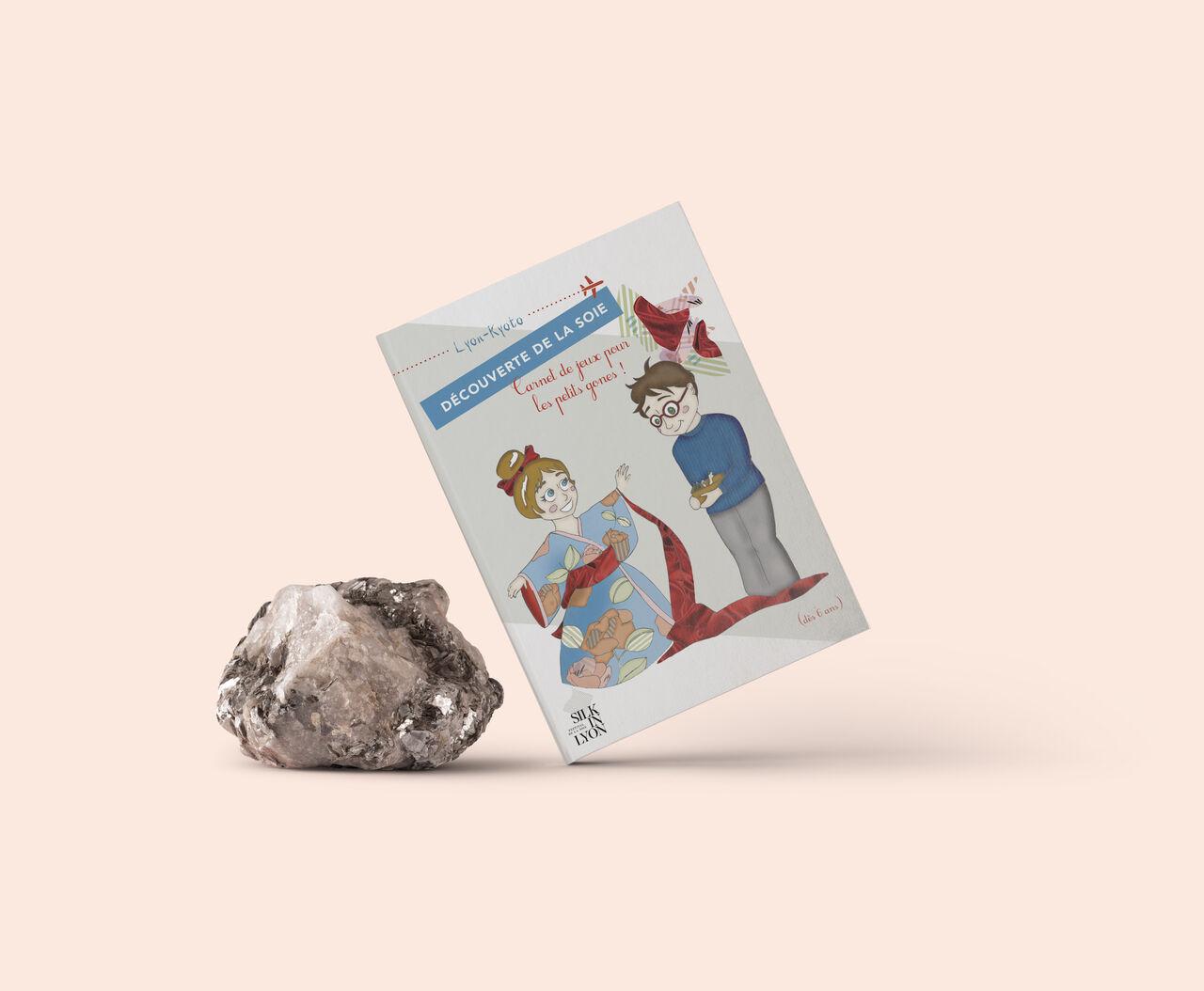 Graphisme - Livret illustré pour enfants