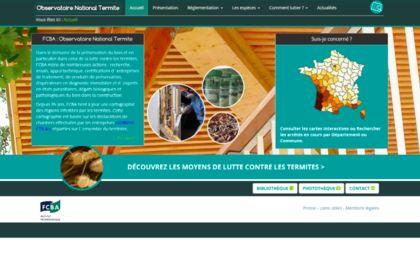 Observatoire National Termite