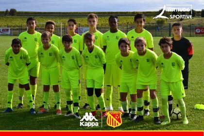 Site vitrine AS Lattes FC