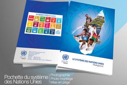Pochette du Système des Nations Unies