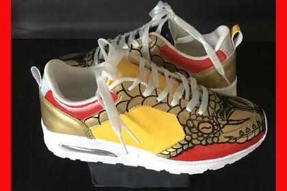 Customisation Sneakers femme Liberto v2