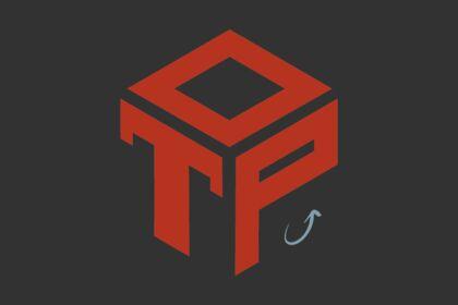 Logo application CubeTop