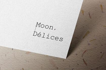 Logo - Moon délices