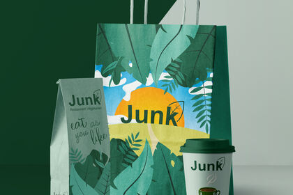 Packagings produits Junk
