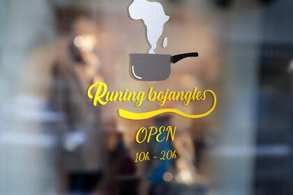 Logo Restaurant Africain