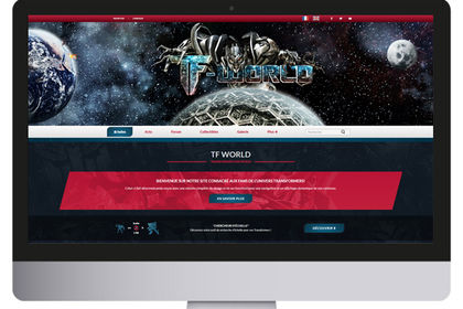 Site : TF World