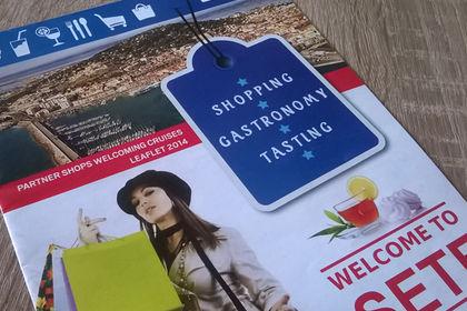 Brochure Guide Touristique pour Anglais