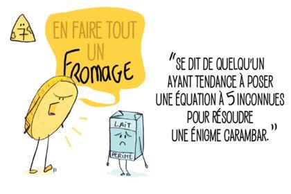 Illustration expression française