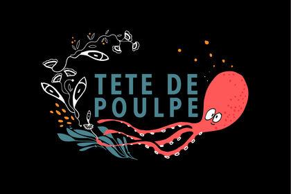 Logo Tête de Poulpe