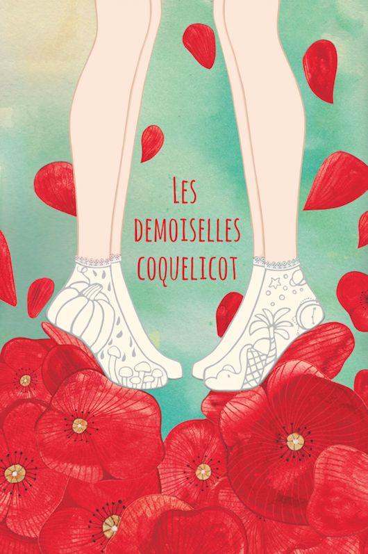 Demoiselles Coquelicot