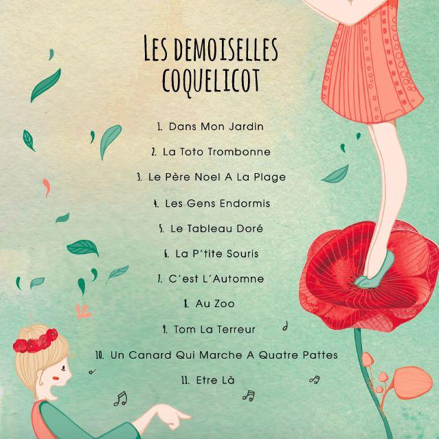 Les Demoiselles Coquelicot